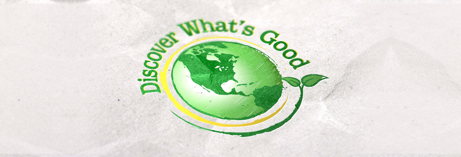 discover what's good logo